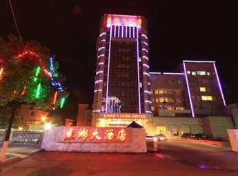 东乡大酒店(江西省抚州市)