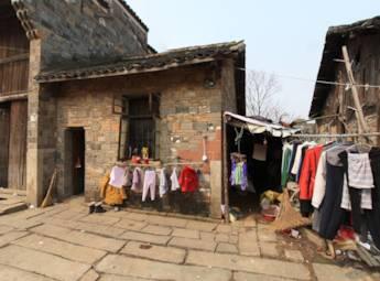 江西吴城镇广场
