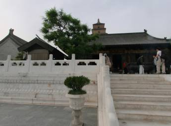 西安大慈恩寺