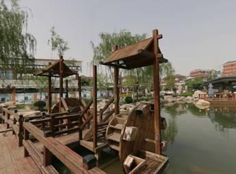 西安唐城墙遗址公园