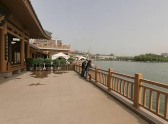 西安南湖公园