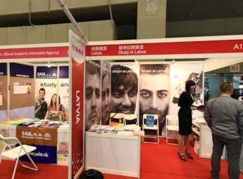 2012中国国际教育展