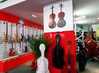 2011中国(上海)国际乐器展览会(一)