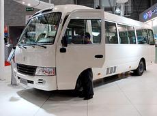 2009世界客车博览亚洲展览会