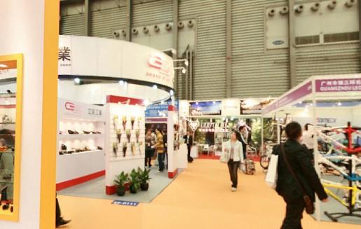 2010第20届中国国际自行车展览会(二)