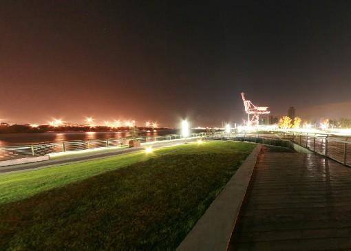 上海塔吊广场群