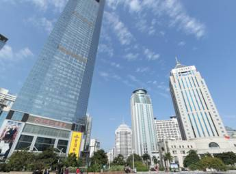 广西南宁五象广场