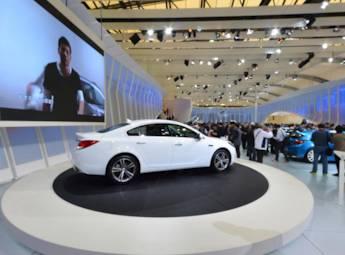 2013第十五届上海国际汽车工业展览会