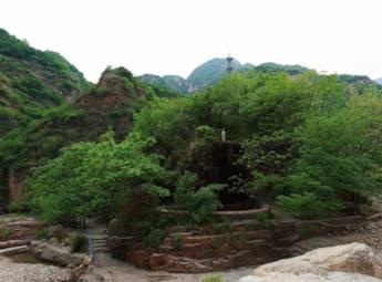 北京湖洞水风景区