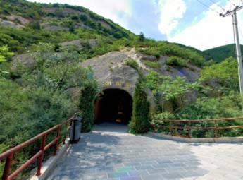 北京古崖居原始部落旅游度假区