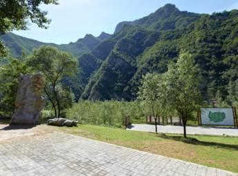 北京延庆百里山水画廊景区