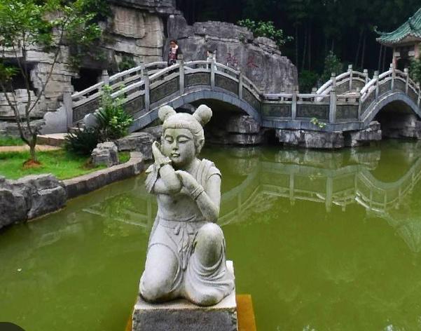 湖南郴州苏仙岭