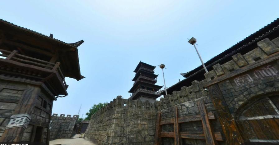 咸宁赤壁古战场(二)