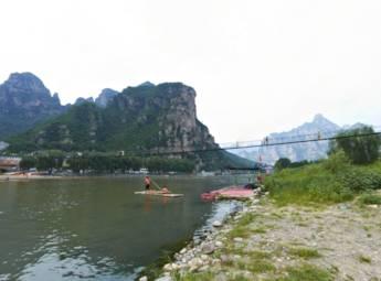 北京十渡自然风景区