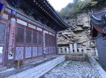 山西省忻州市佛光寺
