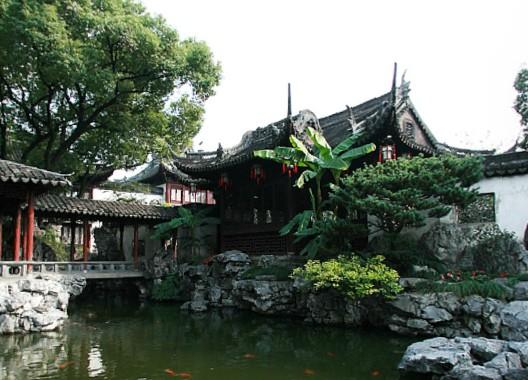 上海豫园1