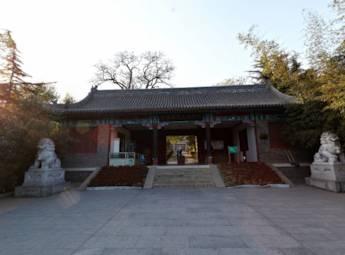 北京百望山森林公园