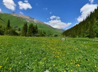 巴音郭楞蒙古自治州