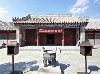 北京怀柔三义庙