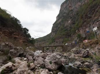 昆明青龙峡