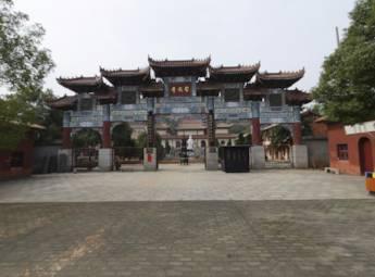 湖南岳阳圣安寺