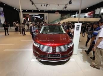 2014第十三届北京国际车展(二)