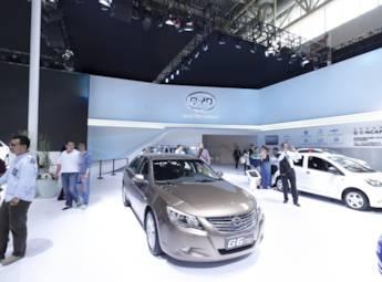 2014第十三届北京国际车展(三)