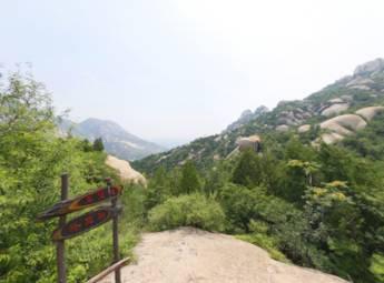 北京白虎涧自然风景区(一)