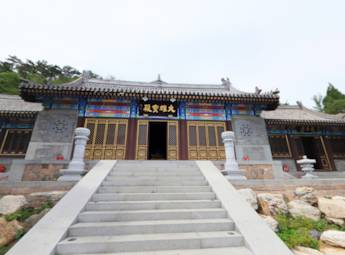 北京昌平区延寿寺