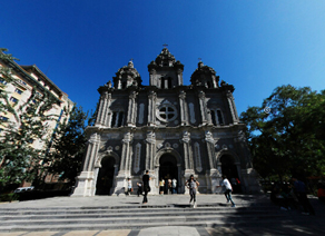 北京王府井教堂