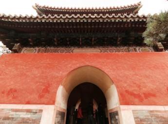 动景遊北京长陵