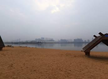 江西新余孔目江湿地公园