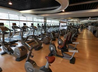 郑州维体健身房