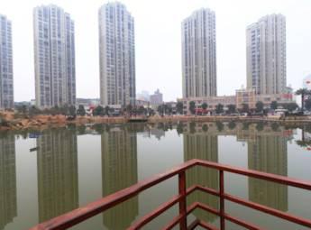 江西新余抱石公园