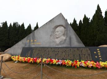 江西九江富华山景区