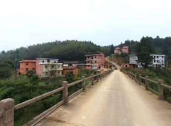 泰和县古村