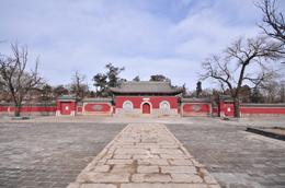 圆明园遗址公园-正觉寺