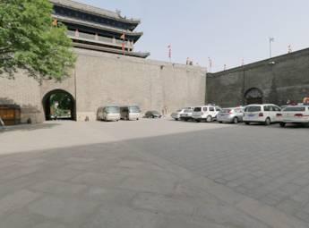 西安古城墻(二)