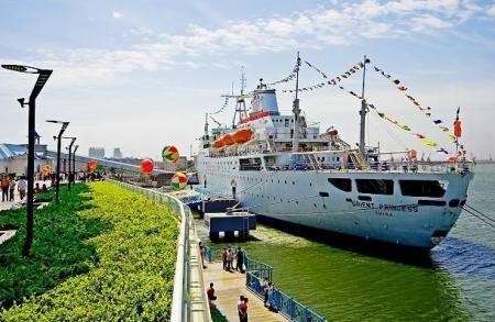 天津塘沽外滩公园