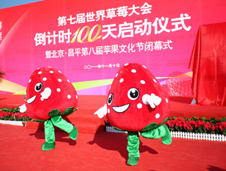 第七屆世界草莓大會