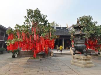 上海朱家角老街
