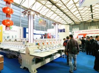 2011中国(青岛)国际缝制设备展(一)