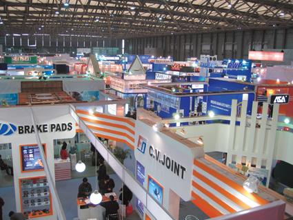 2009上海国际汽车零部件服务用品展