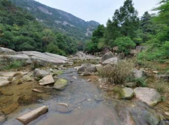 温州瑶溪风光
