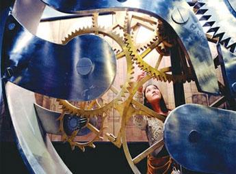 上海宝山国际民间艺术馆开门迎客