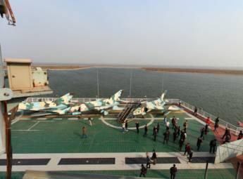 天津塘沽航母主题公园(二)