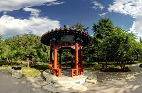 北京月壇公園