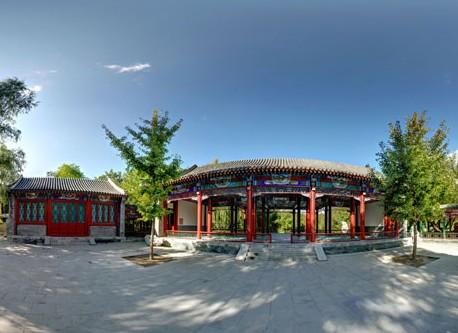 北京北滨河公园