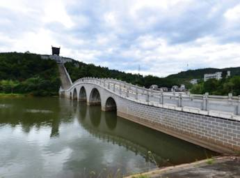 湖南郴州龙女景区