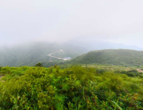 湖南浏阳大围山森林公园